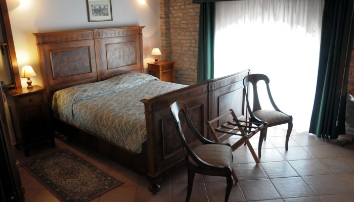 Agriturismo a Ferrara - junior suite