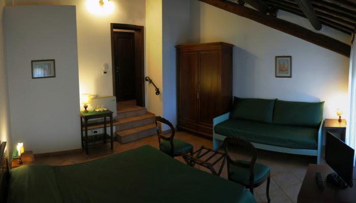 Agriturismo Ferrara - Triple room