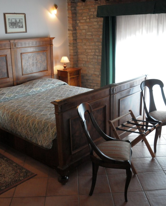 Ferrara double room farmhouse