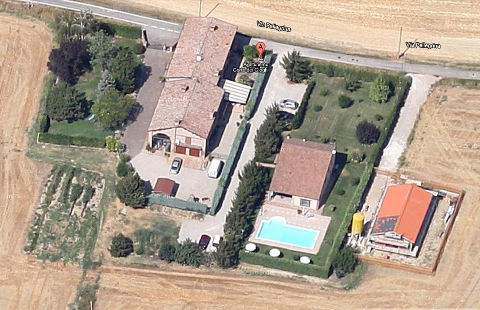 Farmhouse Corte dei Gioghi