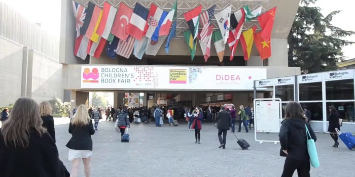 children's book fair bologna
