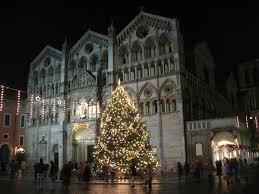 Natale in centro Ferrara