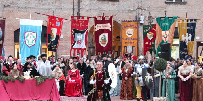 carnevale degli Este