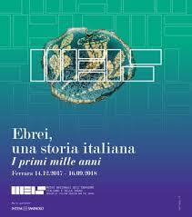 mostra ebraismo Ferrara