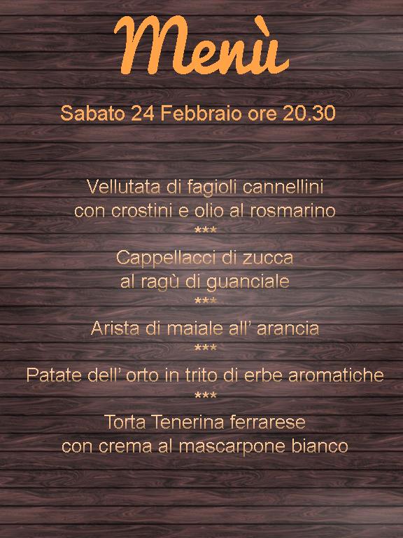 Cucina a Km 0 a Ferrara