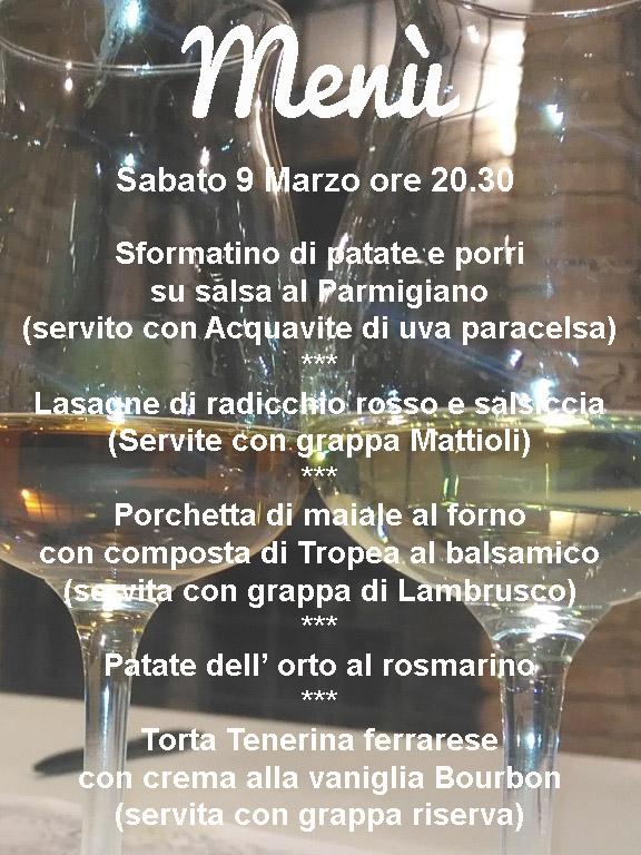 Agriturismo con ristorante Ferrara