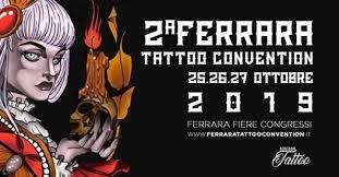 FERRARA TATTOO 20'19