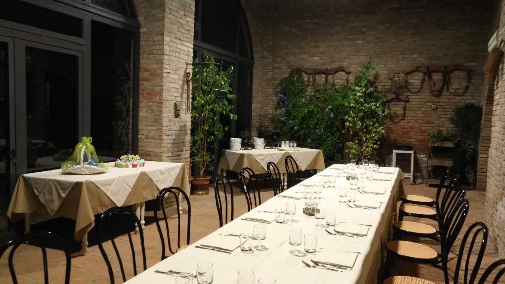 sale per feste a Ferrara