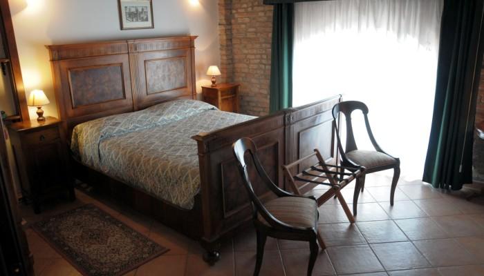 Ferrara double room farmhouse