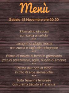 Ferrara cucina a km 0