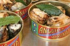 anguill marinata comacchio