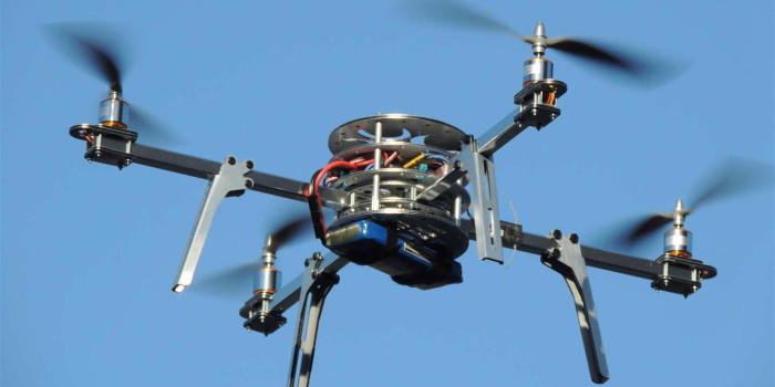 Ferrara drone show 2016