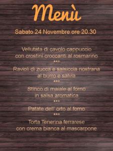 Cucina a Km 0 Ferrara