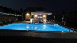 Ristorante a bordo piscina Ferrara
