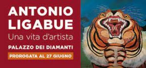 Ligabue weekend Ferrara